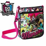 Torba listonoszka na ramię Monster High ALL STARS
