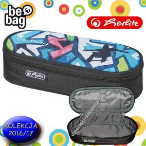 Piórnik Etui HERLITZ be.bag Airgo SKATER