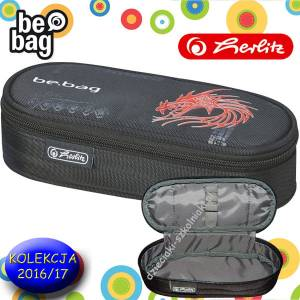 Piórnik Etui HERLITZ be.bag Airgo DRAGON