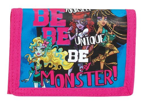 portfel monster high