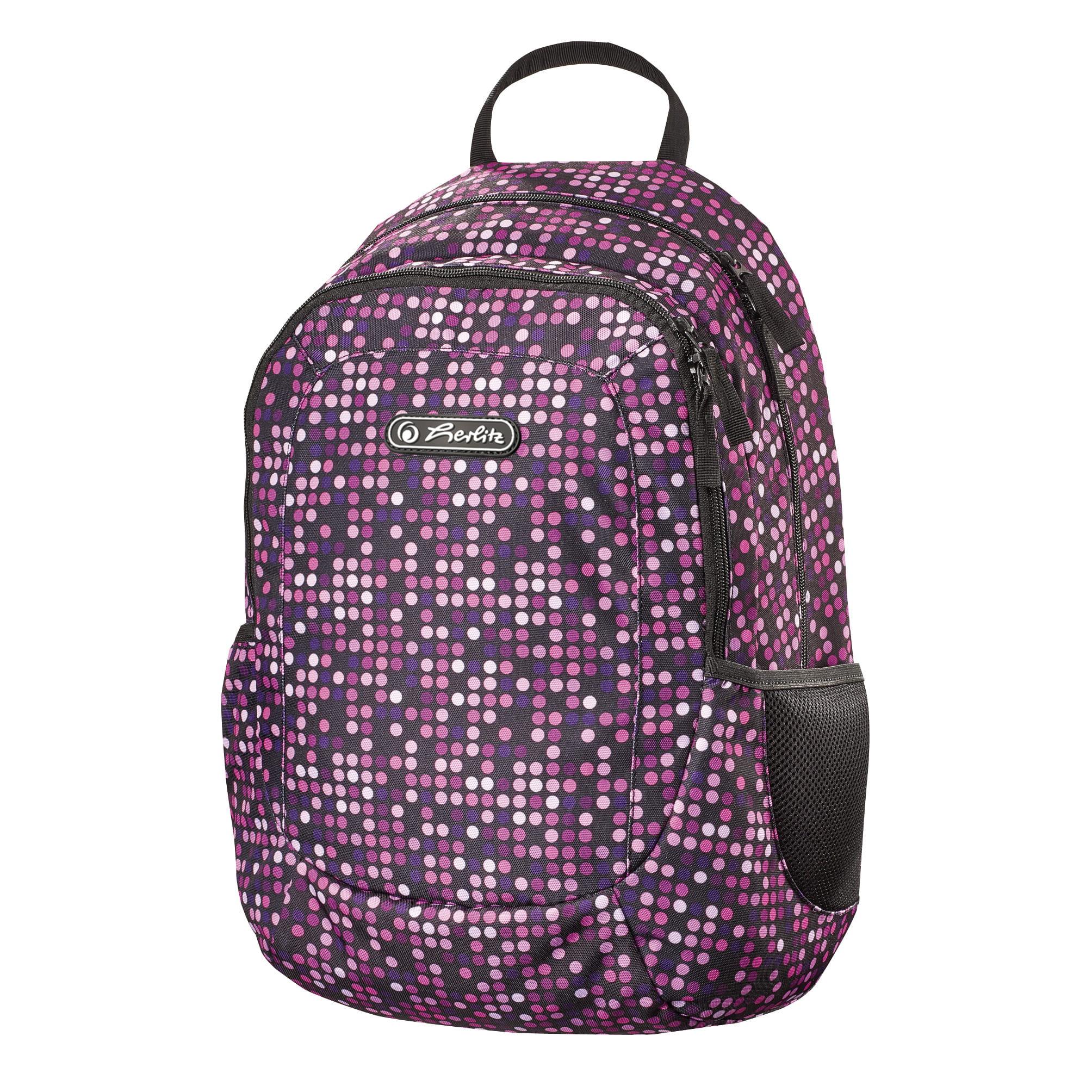 fec38653c070c Plecak szkolny młodzieżowy Herlitz SPOTLIGHTS - Dzieciaki Szkolniaki
