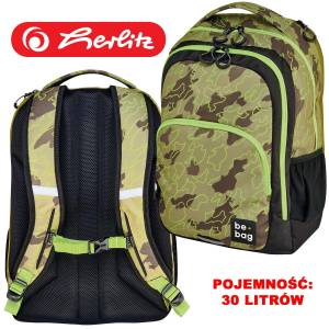 Plecak Herlitz be.bag Be.Ready ABSTRACT CAMOUFLAGE