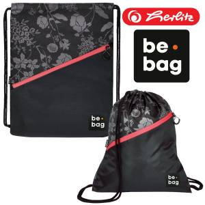 Worek sport HERLITZ be.bag be.daily MYSTIC FLOWERS