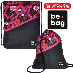 Worek sport HERLITZ be.bag be.daily PINK SUMMER