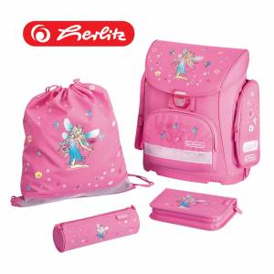 Tornister Herlitz Midi Plus Flower Fairy 4w1