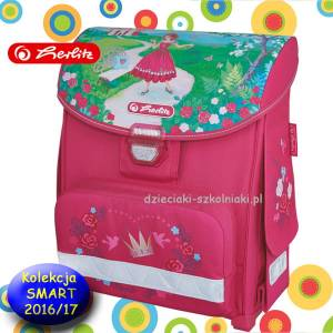 Tornister Herlitz Smart PRINCESS ROSSA od 6 lat+