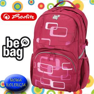 Plecak HERLITZ Be.Bag CUBE Retro
