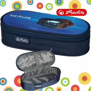 Piórnik Etui HERLITZ be.bag Airgo Race Cars