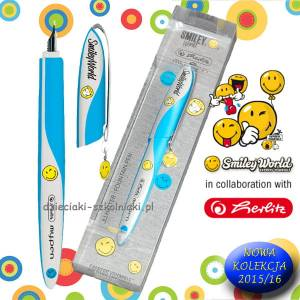 Pióro wieczne my.pen Herlitz SMILEY WORLD FANCY