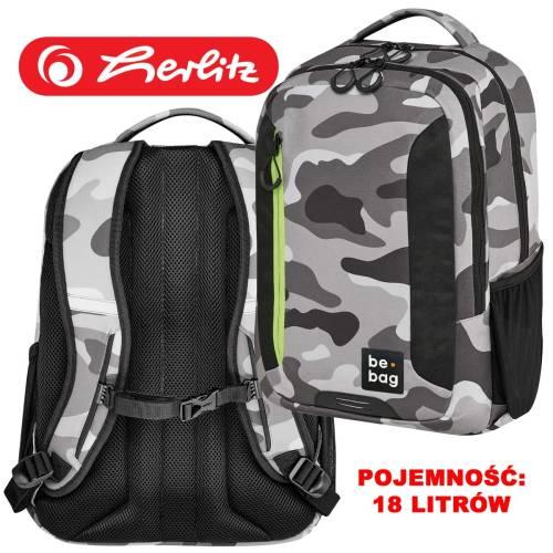 c4a0aa6465d06 Plecak Herlitz be.bag Be.Adventurer Camouflage.  24800044_plecak_szkolny_młodzieżowy_Herlitz  be_bag_Be_Adventurer_motyw_Camouflage_a.jpg