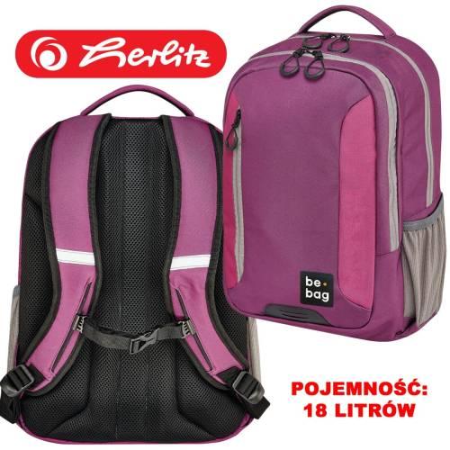 23add7e36a428 Plecak Herlitz be.bag Be.Adventurer Purple.  24800037_plecak_szkolny_młodzieżowy_Herlitz  be_bag_Be_Adventurer_motyw_Purple_a.jpg