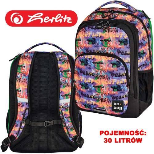 d2ee8d110a75e Plecak Herlitz be.bag Be.Ready STREET ART No1.  24800273_plecak_szkolny_młodzieżowy_Herlitz  be_bag_Be_Ready_motyw_Street_No1_a.jpg