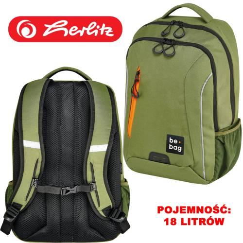 df8fe6a5f5dc7 Plecak Herlitz be.bag Be.Urban CHIVE GREEN.  24800112_plecak_szkolny_młodzieżowy_Herlitz  be_bag_Be_Urban_motyw_Chive_Green_a.jpg