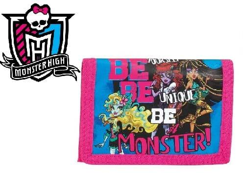 Portfel Monster High Be Monster