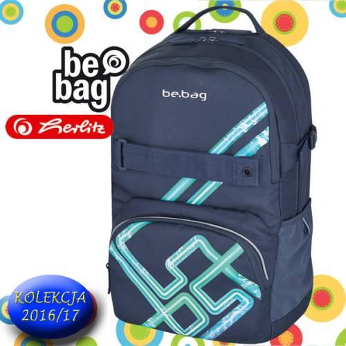 9d783ac107d3b Plecak szkolny Herlitz Be.Bag CUBE S.O.S. - Dzieciaki Szkolniaki