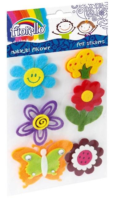 Naklejki kreatywne fiorello