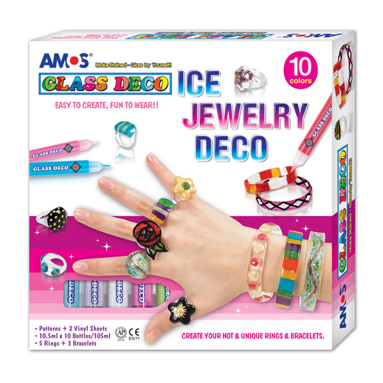 AMOS ICE JEWELRY DECO