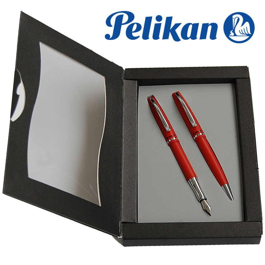pelikan jazz auumn red