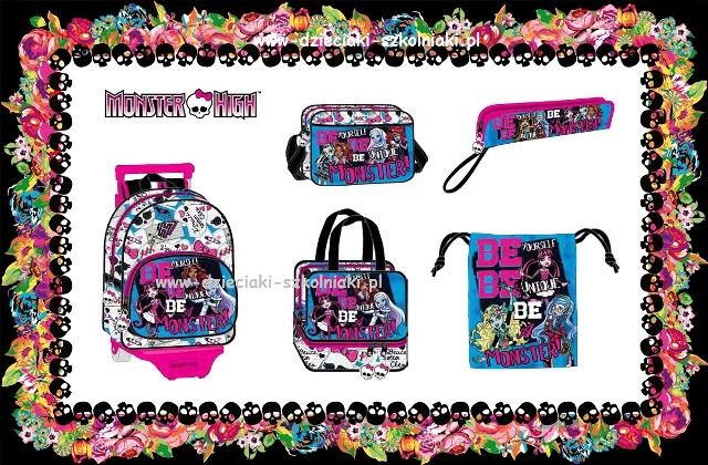 monster high be a monster