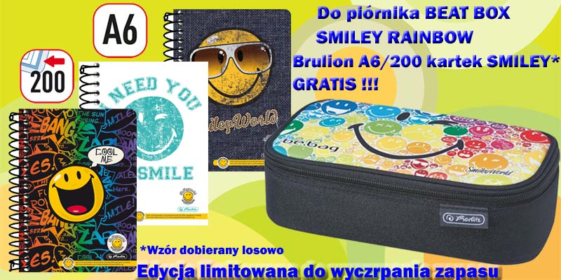 Promocja Beat box Smiley